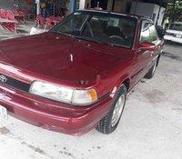 Bán Toyota Camry năm sản xuất 1994, màu đỏ