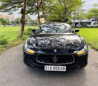 Cần bán xe Maserati Ghibli sản xuất năm 2016, màu đen, nhập khẩu nguyên chiếc