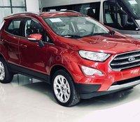Ford Ecosport 2020 giảm 100% phí trước bạ, có sẵn giao ngay, giá cạnh tranh