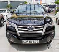 Bán xe Toyota Fortuner 2.4 MT 2018