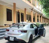 Cần bán xe Kia Cerato Koup năm 2010, màu bạc, xe nhập xe gia đình