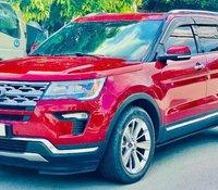 Cần bán xe Ford Explorer Limited 2.3L EcoBoos năm 2019, màu đỏ, nhập khẩu