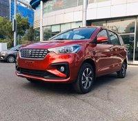 Bán Suzuki Ertiga GLX đời 2020, màu đỏ, số tự động, xe chính hãng