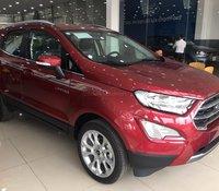 Ford Ecosport tặng 100% thuế trước bạ, khuyến mãi khủng, giao xe ngay, trả góp vay 90%