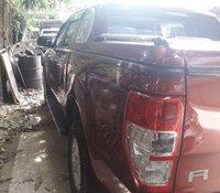 Cần bán lại xe Ford Ranger đời 2014, màu đỏ, 400 triệu