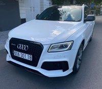 Bán xe Audi Q5 đăng ký 2016, màu trắng xe gia đình giá 1 tỷ 350 triệu đồng