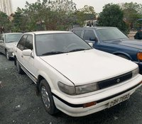 Bán Nissan Bluebird năm 1990, màu trắng, nhập khẩu