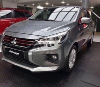 Cần bán xe Mitsubishi Attrage đời 2020, màu xám, nhập khẩu Thái giá cạnh tranh