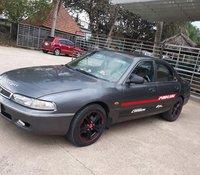 Cần bán gấp Mazda 626 sản xuất 1994, màu xám, nhập khẩu nguyên chiếc chính chủ