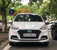 Cần bán lại xe Hyundai Grand i10 sản xuất năm 2020, màu trắng, 345 triệu