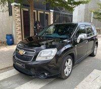 Cần bán gấp Chevrolet Orlando năm 2012, màu đen, xe nhập