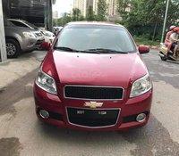 Cần bán Chevrolet Aveo đời 2017, màu đỏ xe gia đình giá 322 triệu đồng