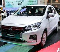 [Hot] Mitsubishi Attrage 2020 Giá Tốt Nhận Xe Ngay Khuyến Mãi Tốt Nhất Sài Gòn