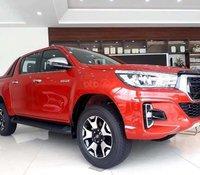 Bán Toyota Hilux sản xuất năm 2020, màu đỏ, nhập khẩu