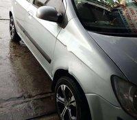 Lên đời bán xe Hyundai Getz đời 2009, màu bạc, xe nhập