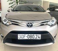 Xe Toyota Vios 1.5G đời 2018, biển hà nội
