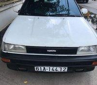 Bán Toyota Corolla sản xuất năm 1989, màu trắng, xe nhập