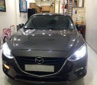 Bán xe Mazda 3 đời 9/2016 màu nâu