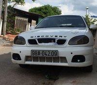 Bán xe Daewoo Lanos đời 2003, màu trắng