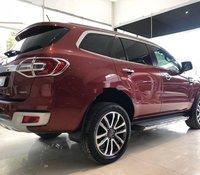 Cần bán xe Ford Everest đời 2019, màu đỏ