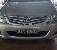 Cần bán lại xe Toyota Innova 2010, giá tốt