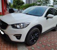 Cần bán lại xe Mazda CX 5 năm 2014, màu trắng, giá 615 triệu
