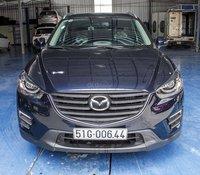 Bán Mazda CX 5 2.5AT cuối 2017 xanh dương biển Sài Gòn một chủ xe đẹp bao test
