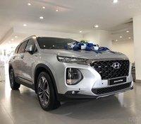 Bán Hyundai SantaFe 2020 máy dầu, đủ màu - Giảm thuế trước bạ 50% - Gảm giá tiền mặt + Phụ kiện chính hãng kèm theo