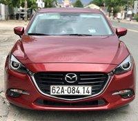 Bán Mazda 3 sản xuất 2017, màu đỏ, 609 triệu