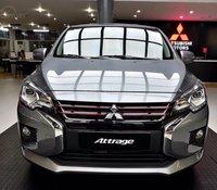 Mitsubishi Attrage 2020, hỗ trợ vay ngân hàng