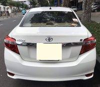 Bán ô tô Toyota Vios sản xuất 2017, màu trắng, số tự động