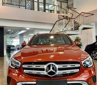 [HOT] Mercedes GLC 300 năm 2020 Giá ưu đãi cực shock - Giảm ngay 50% thuế trước bạ, khuyến mại 3,5% + phụ kiện kèm theo