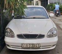 Cần bán gấp Daewoo Nubira năm 2003, màu trắng, 98 triệu