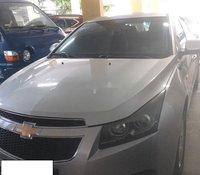 Bán Chevrolet Cruze sản xuất 2014, màu bạc