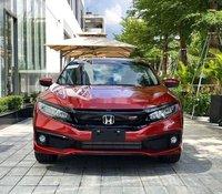 Cần bán xe Honda Civic RS sản xuất 2020, màu đỏ, xe nhập, giá 934tr