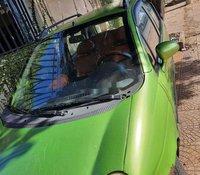 Bán xe Daewoo Matiz đời 2004, màu xanh lục