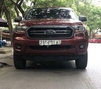 Bán Ford Ranger năm sản xuất 2020, màu đỏ, nhập khẩu nguyên chiếc