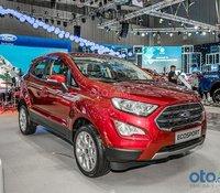 Bán ô tô Ford EcoSport 1.5 MT năm sản xuất 2020, màu đỏ, giao xe nhanh