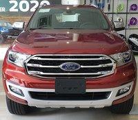 [SàiGònFord] - Ford Everest Titanium Bi-turbo Full-option - Đã có gói giảm tiền mặt, phụ kiện lên trên 165tr