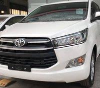 Bán Toyota Innova 2.0E năm sản xuất 2020, màu trắng, dáng MPV