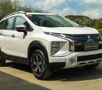 Mitsubishi Xpander Cross đời 2020, màu trắng, đặt hàng ngay