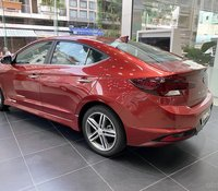 Bán xe Hyundai Elantra 1.6 Turbo Sport năm 2020, màu đỏ, giá cạnh tranh