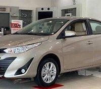 Toyota Vios 2020 giá tốt - giảm ngay 50% thuế trước bạ - kèm khuyến mãi khủng từ đại lý - hỗ trợ trả góp chỉ từ 95 triệu