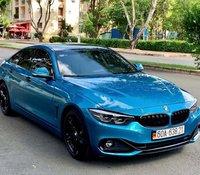 Bán xe BMW 420i 2018, màu xanh lam, xe nhập