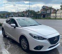 Bán ô tô Mazda 3 1.5 AT đời 2015, màu trắng, giá 510tr