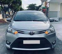 Bán xe Toyota Vios đời 2017, màu bạc xe gia đình