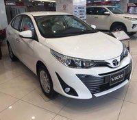 Bán Toyota Vios 2020, màu trắng, giá chỉ 570 triệu