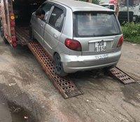 Cần bán xe Daewoo Matiz năm sản xuất 2004, màu bạc, 55tr