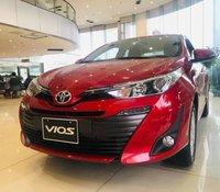 Cần bán Toyota Vios 1.5 G năm 2020, màu đỏ, giá 570tr