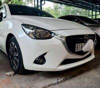 Bán xe Mazda 2 AT đời 2015, màu trắng, nhập khẩu nguyên chiếc